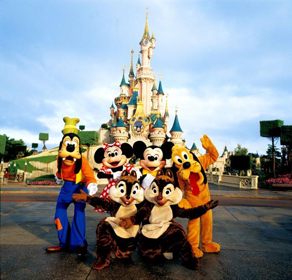 Disney Land Hotel Paris Number