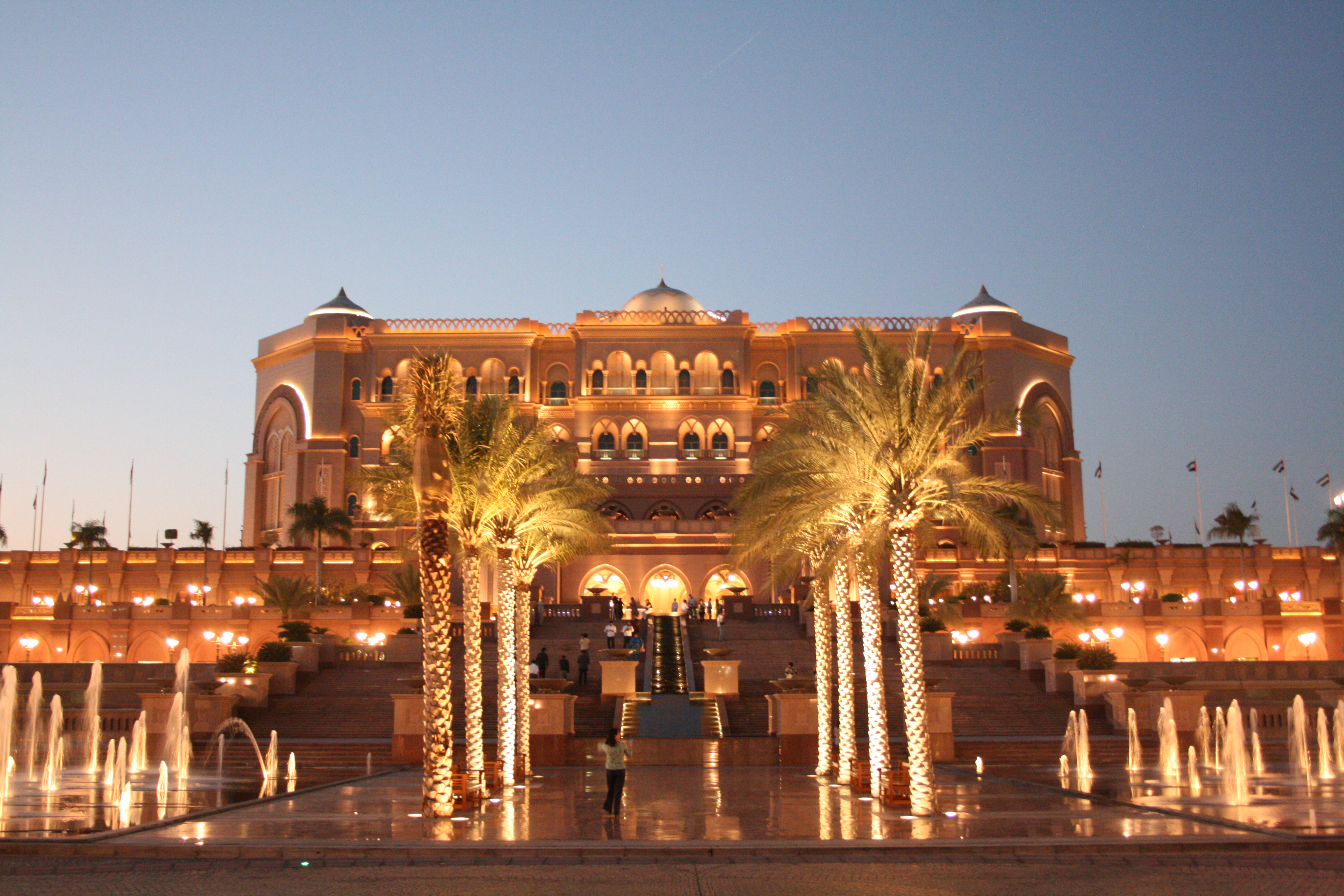 Emirates palace travelling moods for Hotels in uae