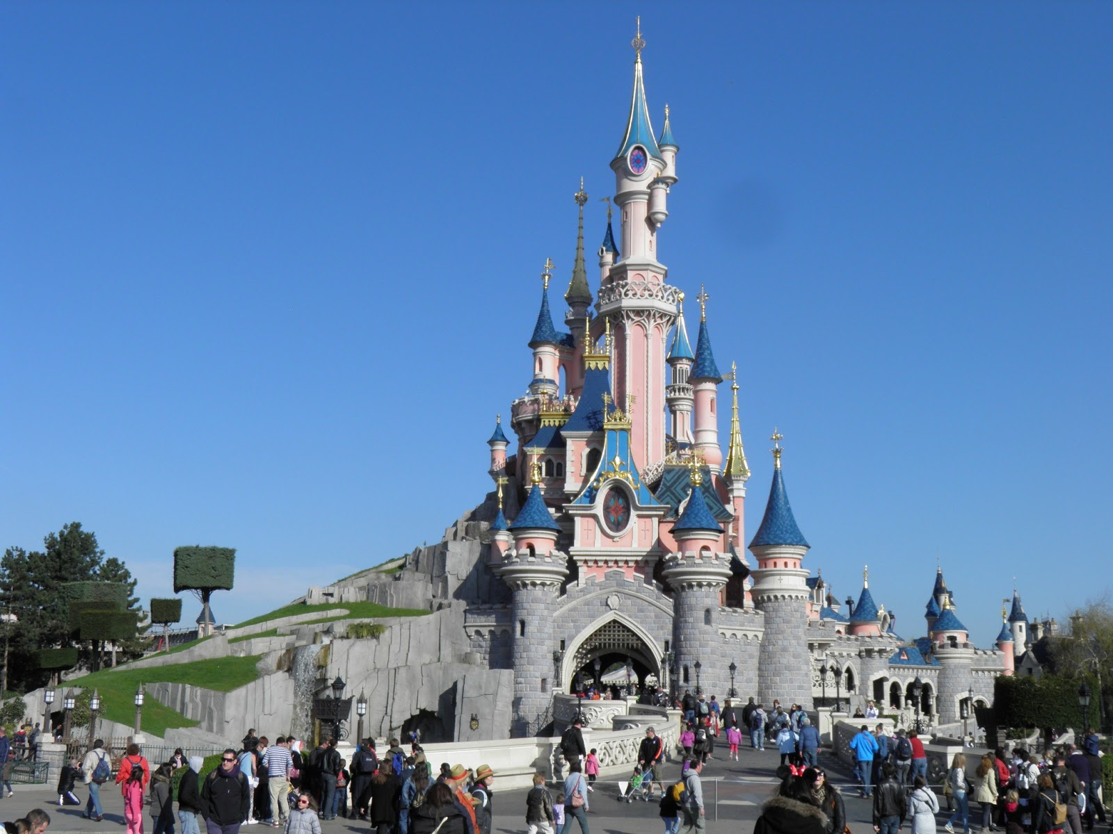 Disneyland Paris Travelling Moods