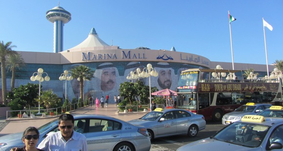 Marina Mall A Shopping Mall In Abu Dhabi Travelling Moods