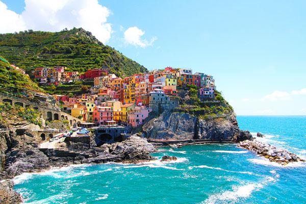 vakantie cinque terre italië