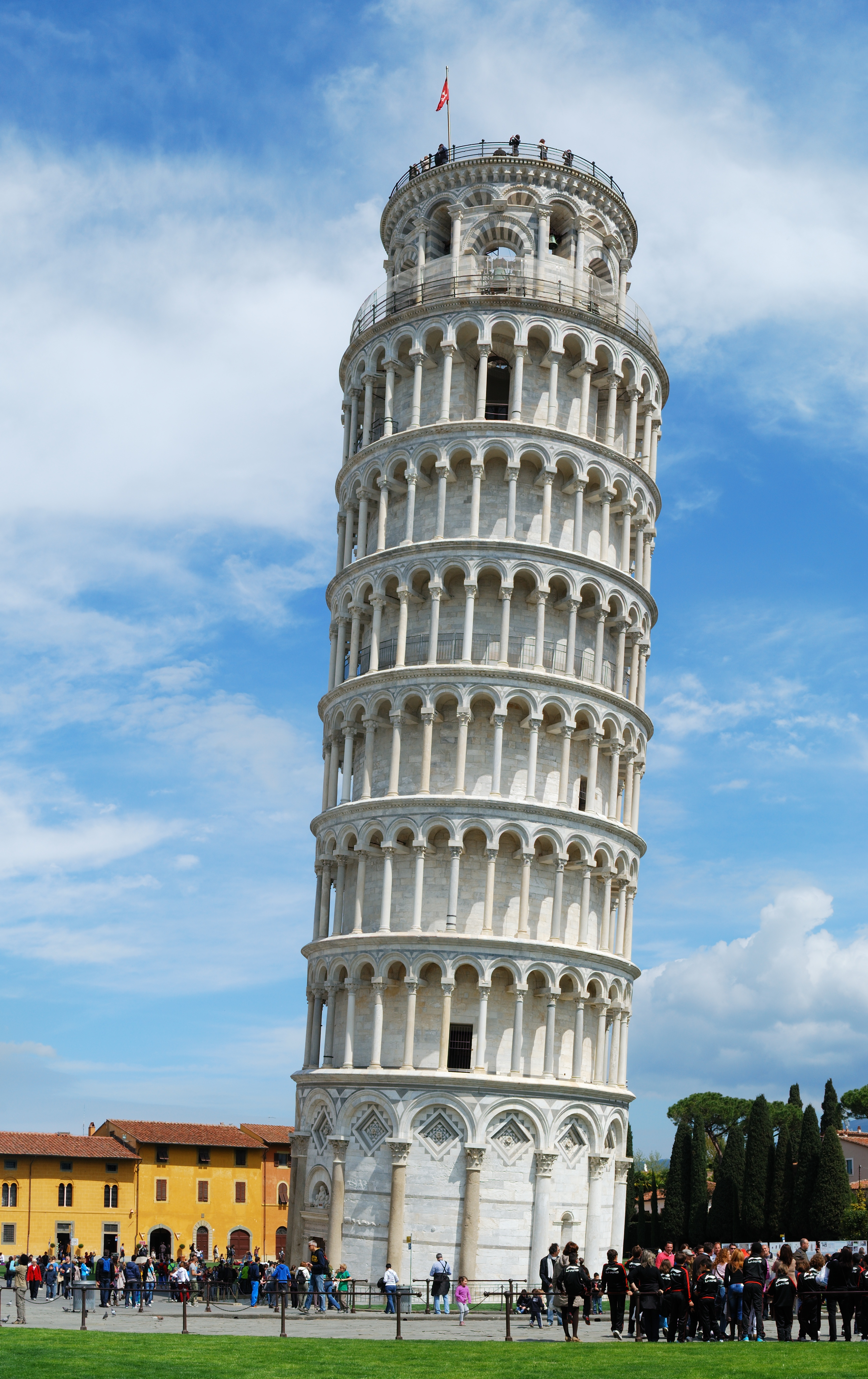 Leaning Tower of Pisa - Travelling Moods