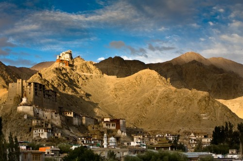 Mountains at Ladakh