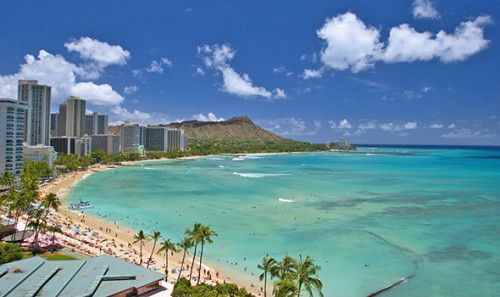 hawaii awsome view