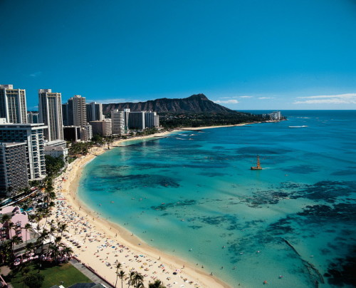 hawaii beautiful view