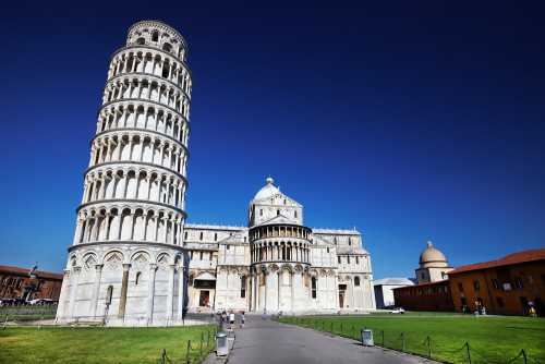 tower pisa