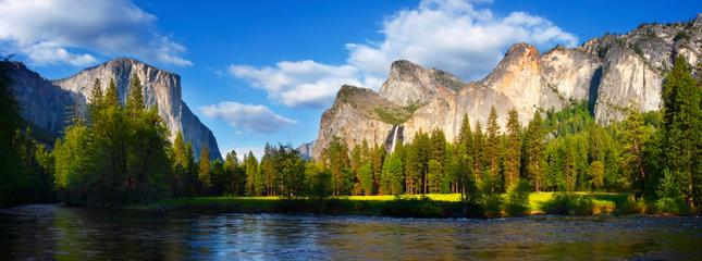 Yosemite national park in california travelling moods for Cabins in yosemite valley