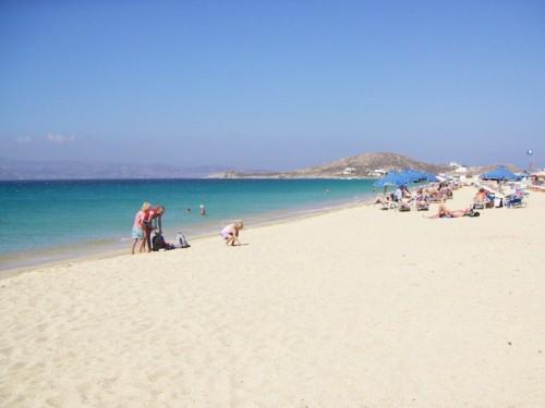 Agios Prokopios Naxos Greece