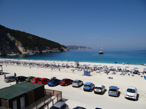 Myrtos Beach Greece