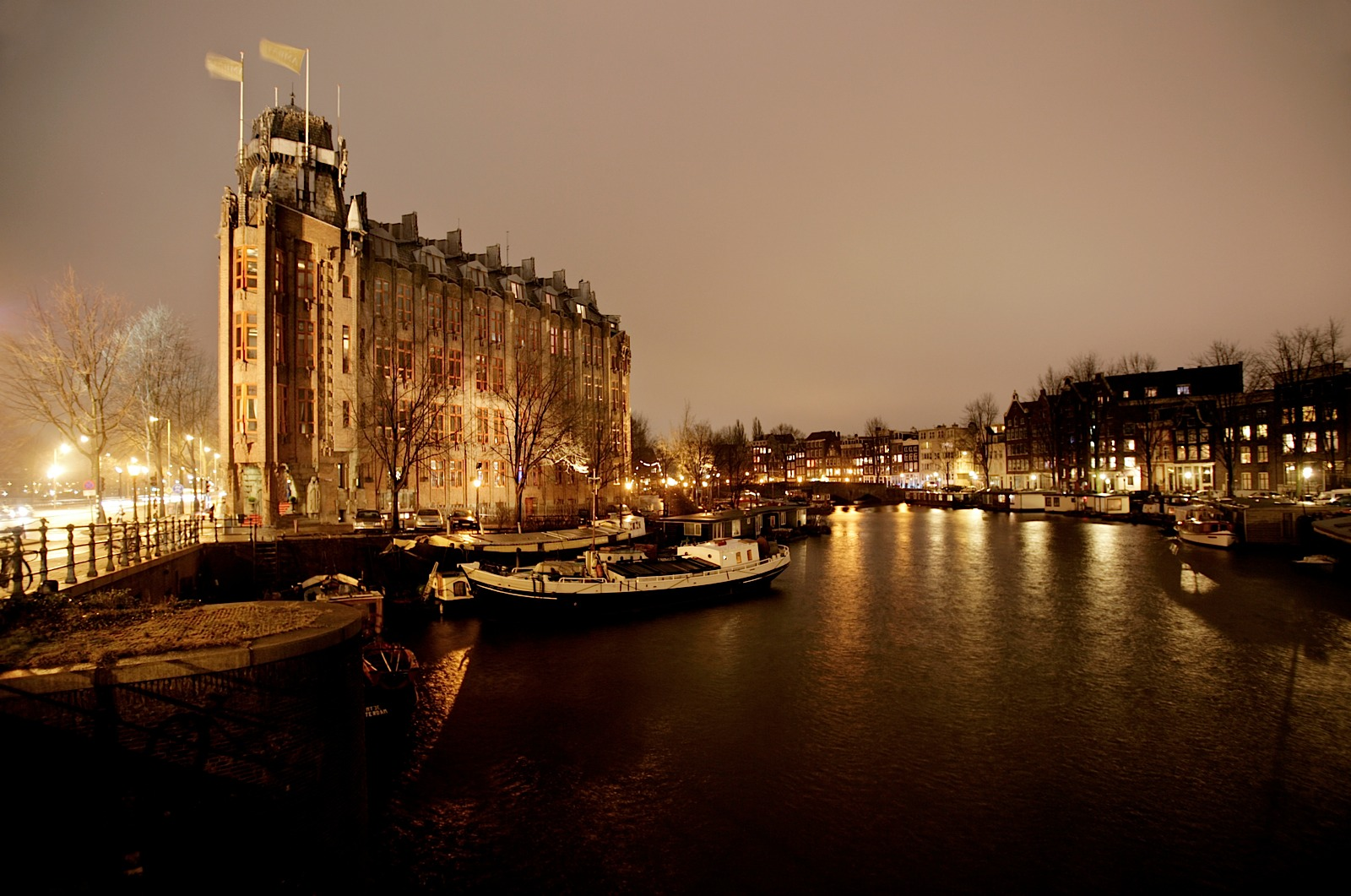 Luxury Hotel in Amsterdam