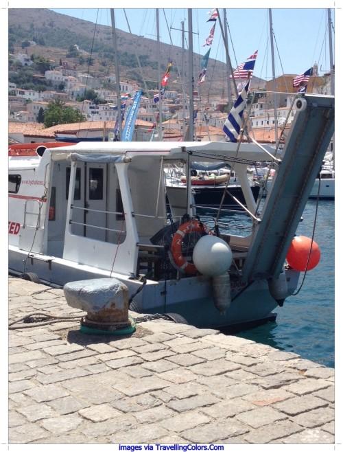 Hydra Ferry