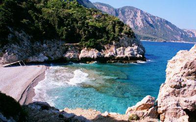 Mikro Seitani Beach Samos Greece