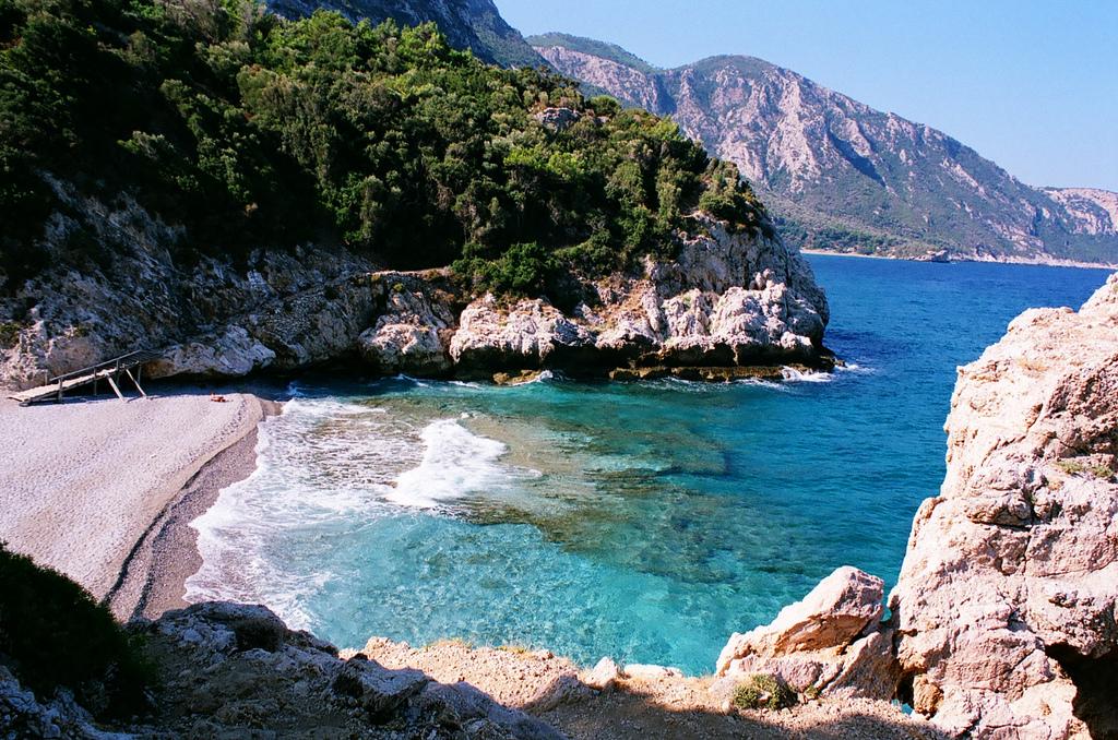 Romantic Island Of Samos In Greece Travelling Moods